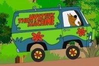 Alla guida con Scooby Doo