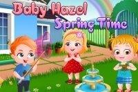 Baby Hazel e la Primavera