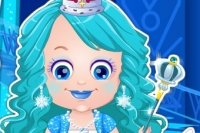 Baby Hazel: Principessa del Ghiaccio - Dress Up