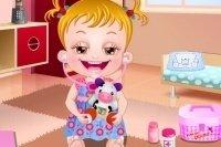 Baby Hazel dottore