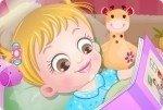 Baby Hazel va a nanna