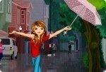 Ballo sotto la pioggia