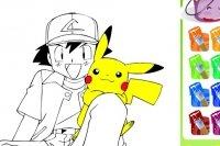 Colora i Pokemon