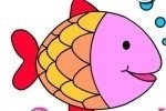 Colora i pesciolini