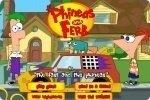 Corsa con Phineas e Ferb