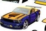 Crea la tua Mustang