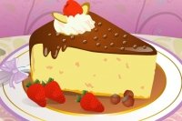 Decora una Cheesecake