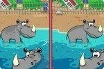 Differenze allo zoo
