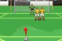 Free Kick Practice
