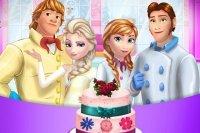 Frozen: Torta Nuziale