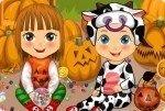 Gemelli ad Halloween