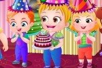 Il compleanno di Baby Hazel