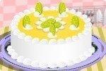 La torta al limone
