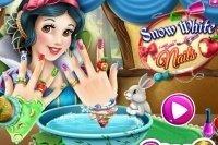 Le unghie di Biancaneve