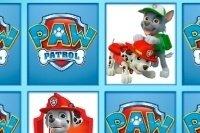 Memory di Paw Patrol