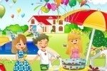 Organizza una festa in giardino