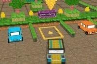 Parcheggia l'auto Minecraft
