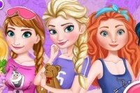 Pigiama Party di Elsa