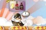 Pizza dei supereroi