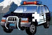 Puzzle della polizia