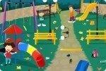 Riordina il parco giochi