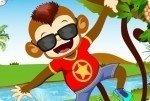 Scimmietta allegra