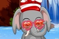 Simpatico elefante