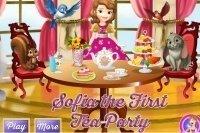 Tea Party di Sofia