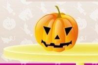 Torta di zucca di Halloween