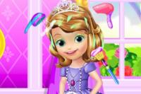 Trattamento per Capelli per la Principessa