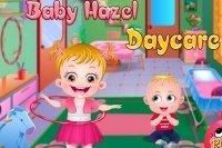Una giornata all'asilo nido per Baby Hazel