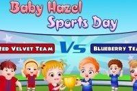 Una giornata di sport per Baby Hazel