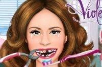 Violetta dal dentista