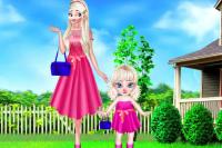 Baby Elsa e la Mamma - Servizio Fotografico