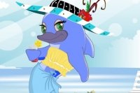 Dolphin Diva Dress Up