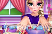 Elsa e il Salone di Bellezza
