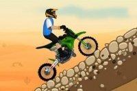 Sfida di motocross